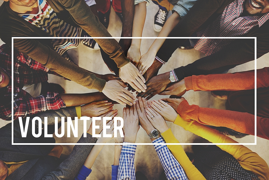 A guide to volunteering
