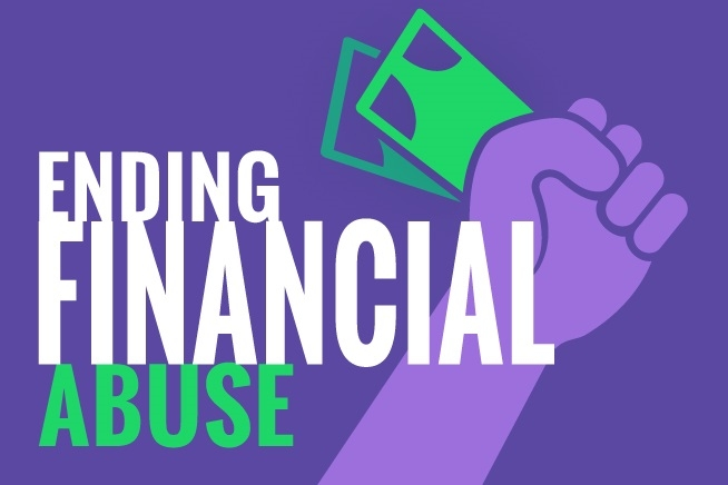 ending financial abuse logotype