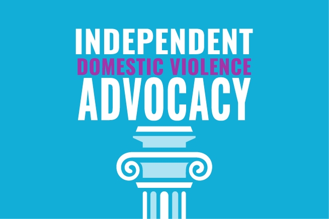 Independent domestic violence advocacy