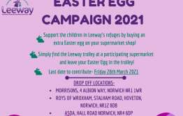 easter campaign poster