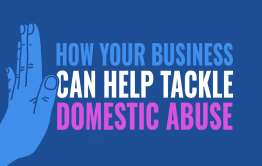 how businesses tackle domestic abuse
