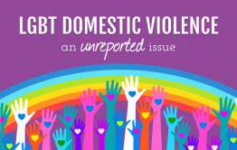 Domestic violence amongst LGBT people