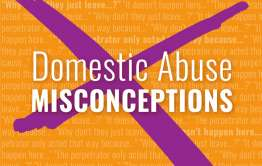 misconceptions about domestic abuse