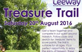 Leeway Treasure Trail