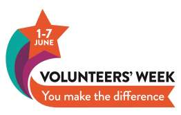 Volunteers Week 2017 logo
