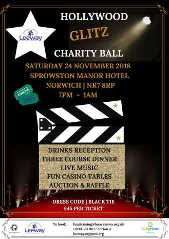Ball Events Poster